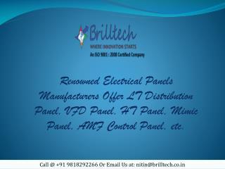 VFD Panel Wholesaler