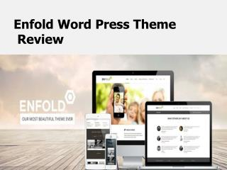 Create prefect  website with Enfold theme