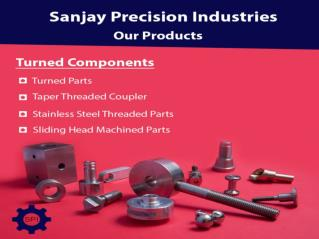 Brass parts manufacturer