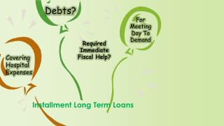 Installment Long Term Loans A Safe Option for Assured Finances