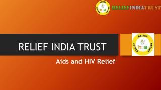 Relief india trust (care)