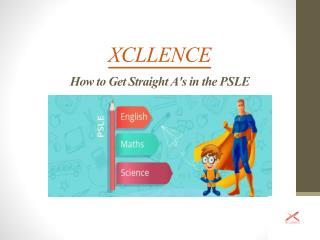 How to Get Straight A's in the PSLE  - Xcllence