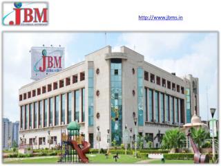 JBM Global School In Noida Extension
