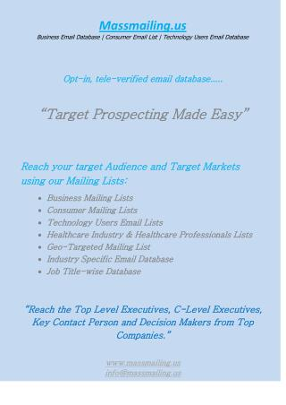strategies of healthcare marketing