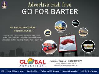 Innovative Ideas For Advertising