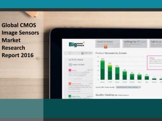 CMOS Image Sensors market targets emerging markets