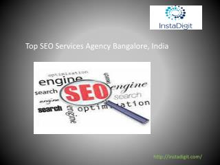 Top SEO Services Agency – Bangalore, India – InstaDigit