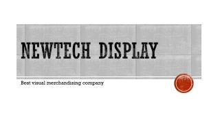 Newtech Display