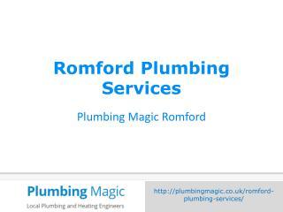 Romford Plumbing Services