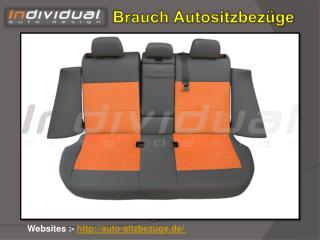 Schützen Sie Ihre Fahrt mit Stilvolle Auto-Sitzabdeckung