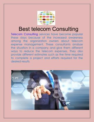 Telecom Consulting