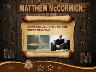 Design Quarterly of McCormick Studio