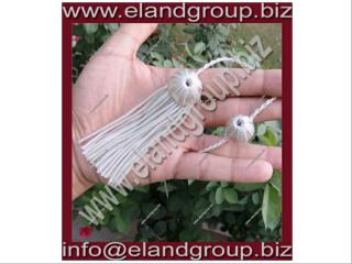 Doctoral Tam Silver Tassel Supplier