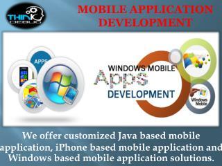 ThinkDebug, Mobile Application Development Company in zimbabwe.