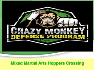 Mixed martial arts Hoppers Crossing