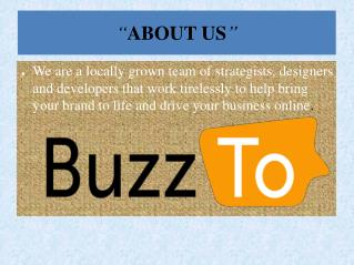 Web Design and Development company Toronto