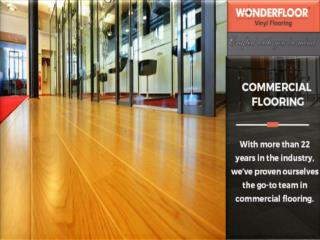 How To Support Every Move Of Your Company With Commercial Flooring