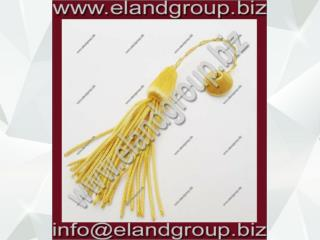 Gold Bullion Fringe Tassel
