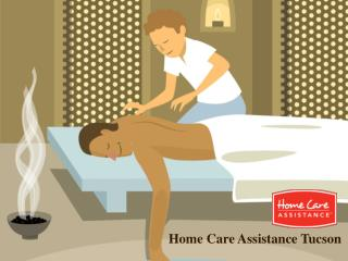 Spa Treatments for Seniors in Tucson