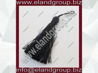 Silk Key Tassel