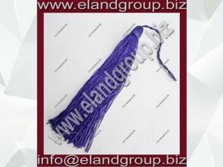 Purple Graduation Cap Tassel