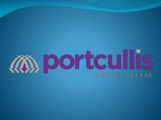 portcullismarketaccess projects