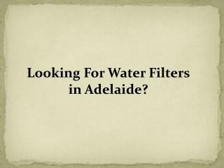 Puratap Water Filter