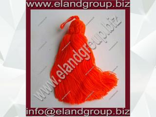 Turkish Cotton Key Tassel