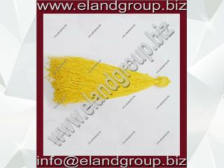 Yellow Graduation Cap Tassel