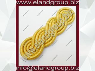 PLY Mylar Wire Shoulder Cord