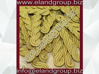 Male Gold Ply Officers Shoulder Boards