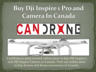 dji inspire 1 canada