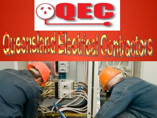 Electrical Contractors Gold Coast