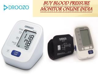 Blood pressure monitor online purchase