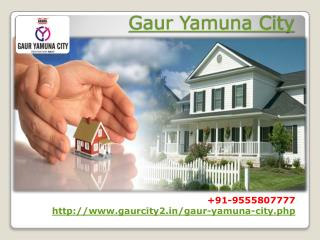 Gaur Yamuna City Residential Plots