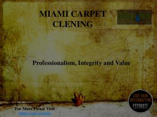 Drape & Shade Cleaning Miami