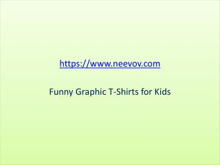 Kids Purple Colour Funny Graphic Custom Cotton T Shirts