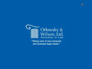 Estate Planning & Wills Lawyer Illinois (847-325-5559)