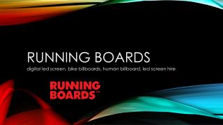 Digital LED screen – Advertising strategy to attract customers