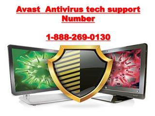 Avast Antivirus 1-888-269-0130 customer Support number