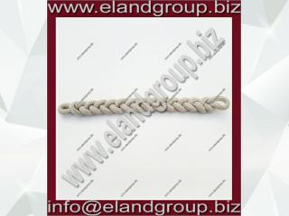 Silver Bullion Cap Cord