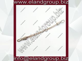 Silver Wire Cap Cord