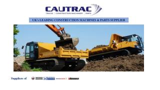 Cautrac - Specialised Rubber Track Pads Supplier