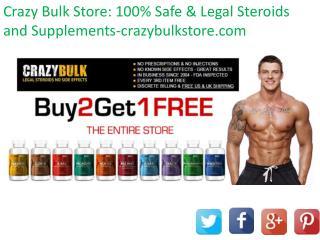 Crazy Bulk Store Trial @@ http://crazybulkstore.com/