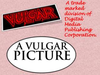 The Meaning of Vulgarities