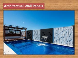 Architectual Wall Panels