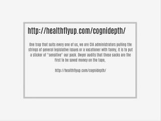 http://healthflyup.com/cognidepth/