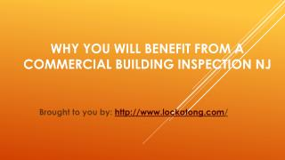 How A Commercial Building Inspection New Jersey When Buying Or Renting