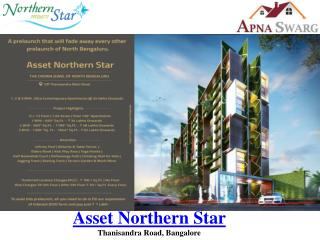 Asset Northern Star New Launch Luxury Apartments in Bangalore