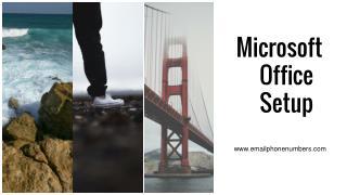 Microsoft Office Setup 1-877-424-6647 Office Setup